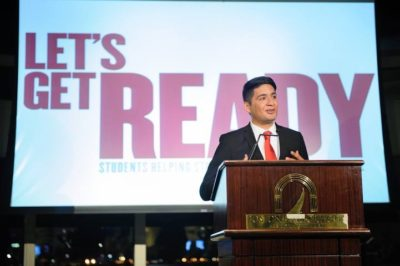 Let's Get Ready Gala Richard Jimenez
