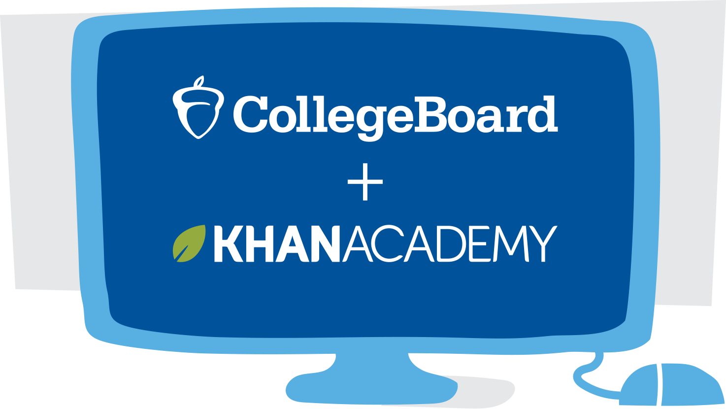 Image result for college board and khan academy