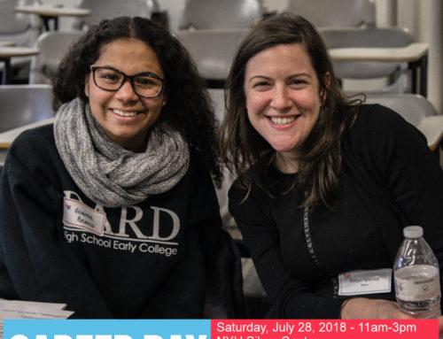7/28/2018 – Career Day (Mid-Atlantic) at NYU