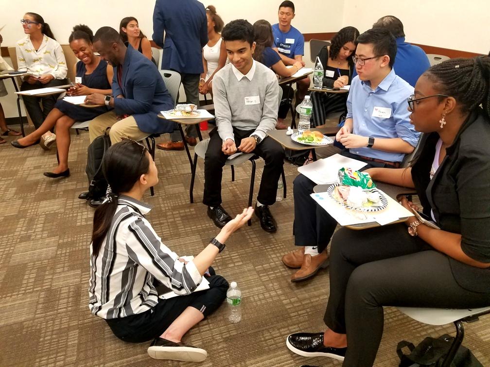 Recap: Career Day 2018 at NYU - Let's Get Ready