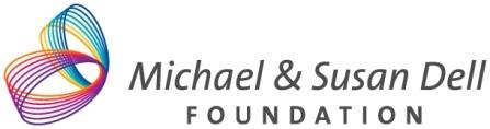 Michael & Susan Dell Foundation Logo