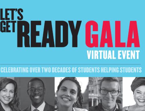 Let's Get Ready – Virtual Gala