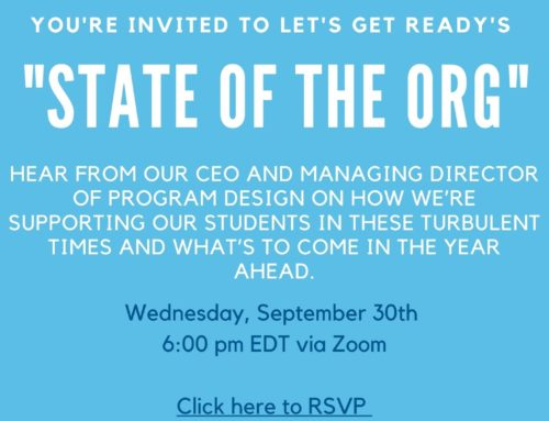 """2020 """"State of the Org"""" Event"""