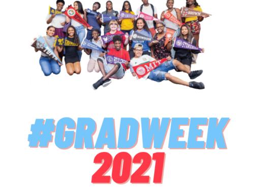 Grad Week Recap